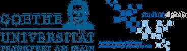 Logo Goethe-Universität, studiumdigitale