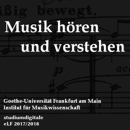 Musik hören und verstehen